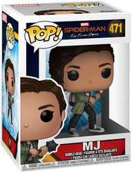 Far from Home - MJ Vinyl Figure 471