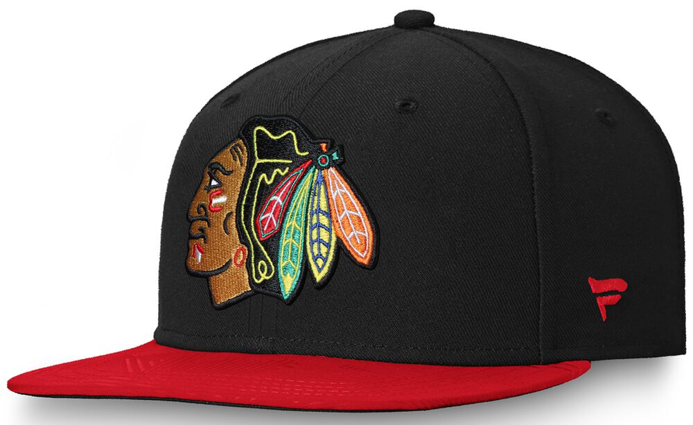 Chicago Blackhawks - Iconic Defender Snapback Cap