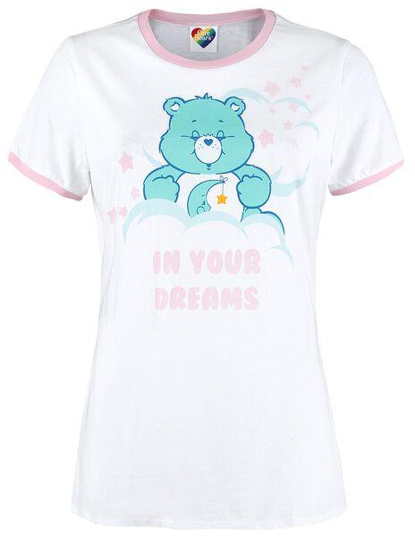 Bedtime Bear - In Your Dreams T-Shirt Tutti i prodotti: Gli Orsetti del Cuore