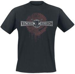 Wacken Records Logo Shirt