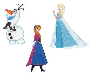 Frozen Patch Set