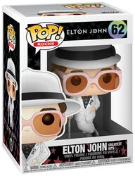 Elton John Vinyl Figure 62
