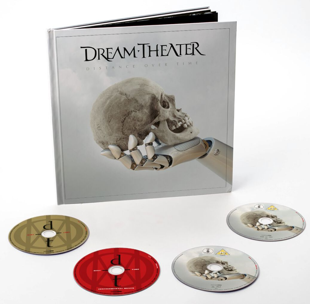 dream theater distance over time  Distance Over Time | Dream Theater CD | EMP