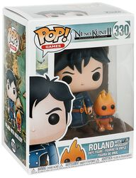 Roland with Higgledy Vinyl Figure 330