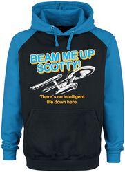 Beam Me Up Scotty