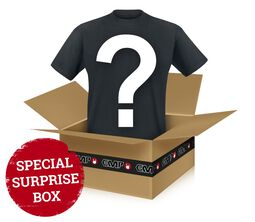 Surprise Metal/Rock Shirt A Metal/Rock T-shirts Chosen By Us