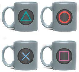 Buttons - Espresso Cup Set