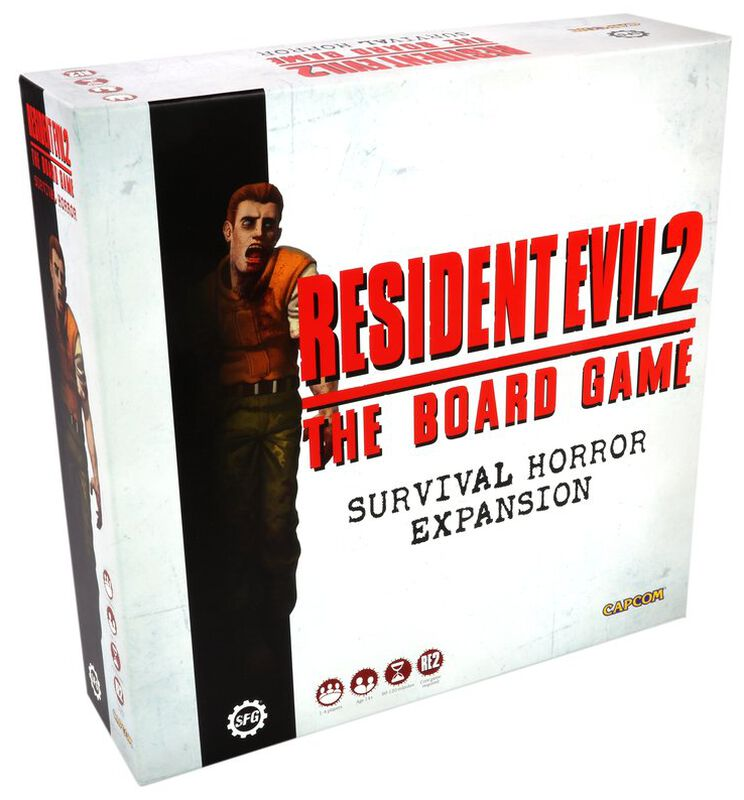 2 - The Board Game: Survival Horror Expansion