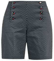 Sweet Cherries & Dotties Short Pants