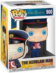 The Kerblam Man Vinyl Figure 900