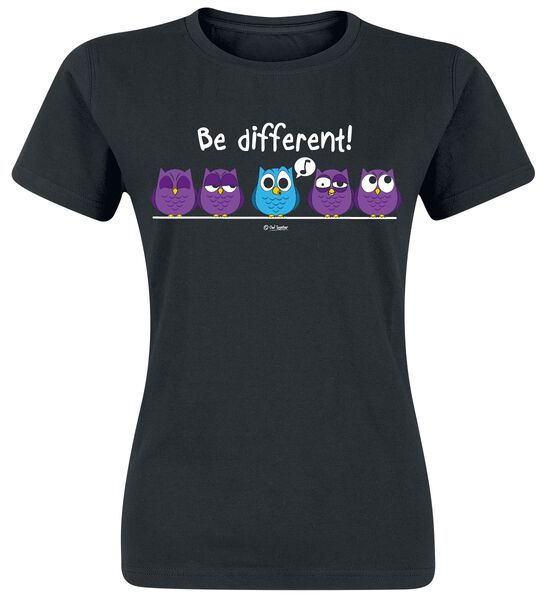 Be Different! T-Shirt 4 recensioni