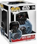 Darth Vader With Tie Fighter Vinyl Figure 176