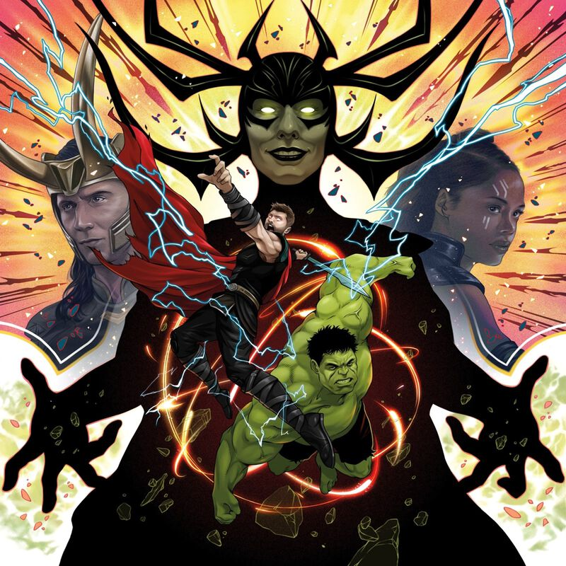 Marvel's Thor: Ragnarok - Original Soundtrack (Mark Mothersbaugh)