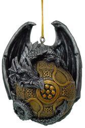 Dragon Christmas Ball