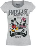 Mickey & Minnie Mouse - A Great Pair