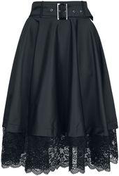 Belsira Flared Retro Skirt