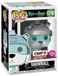 Snowball (Flocked) Vinyl Figure 178