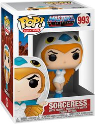 Sorceress Vinyl Figure 993