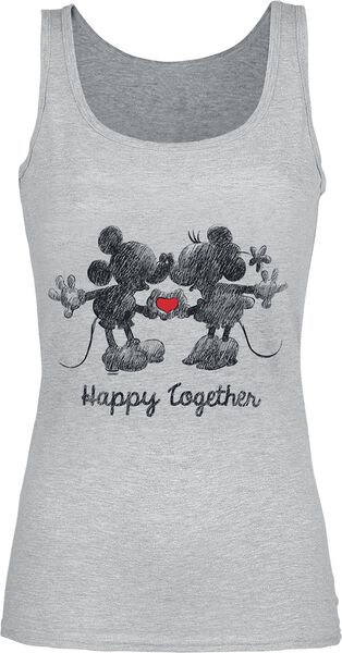 Mickey & Minnie Mouse - Happy Together Top Tutti i prodotti: Minnie & Topolino