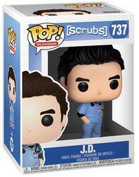 Scrubs J.D. Vinyl Figure 737
