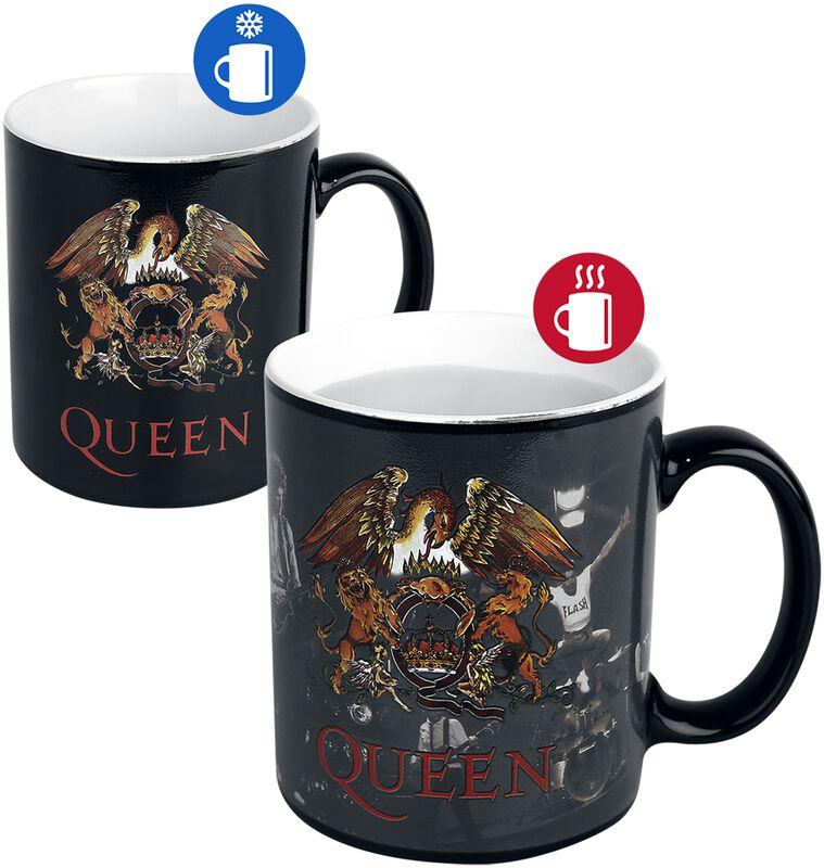 Crest - Heat-Change Mug