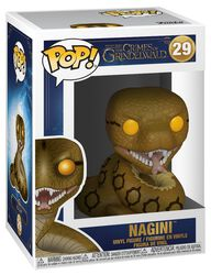 The Crimes of Grindelwald - Nagini Vinyl Figure 29