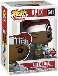 Lifeline (Tie Dye Outfit) Vinyl Figure 541
