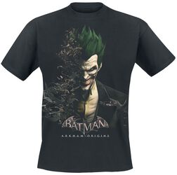 Arkham Origins - Joker Face