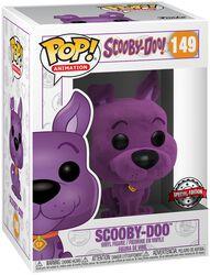 Scooby-Doo (Purple Flocked) Vinyl Figure 149
