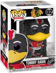 NHL Mascots Chicago Blackhawks - Tommy Hawk - Vinyl Figure 02