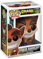 Crash Bandicoot (Chase Edition Possible) Vinyl Figure 273