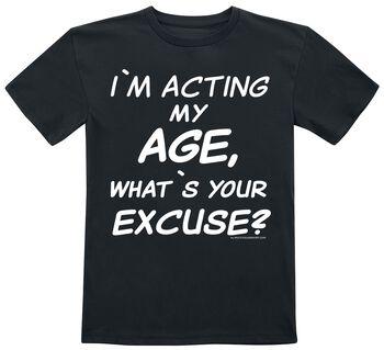 I'm Acting My Age