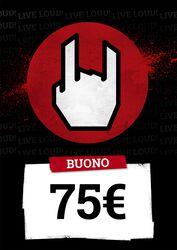 Buono EMP 75,00 EUR
