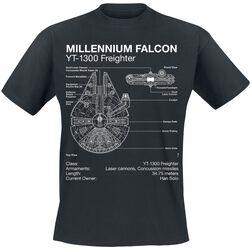 Millenium Falcon - Blueprint