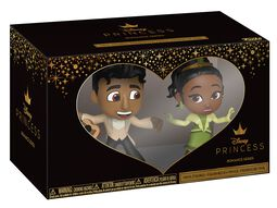 The Princess and the Frog 2 Pack - Tiana & Naveen