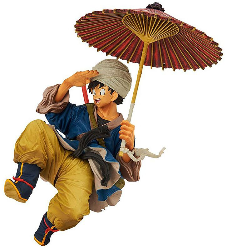 BWF Collection Figurine Son Goku