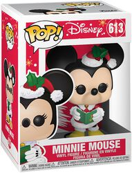 Minnie Mouse (Holiday) Vinyl Figure 613