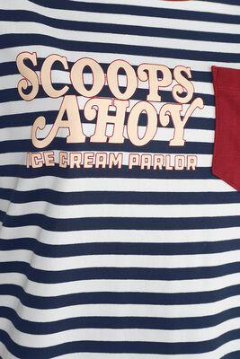 Scoops Ahoy - Ice Cream Parlor