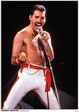 Freddie Mercury - Los Angeles 1982