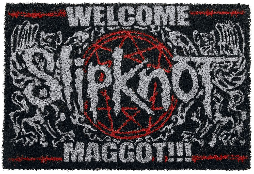 Welcome Maggot