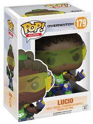 Lucio Vinyl Figure 179