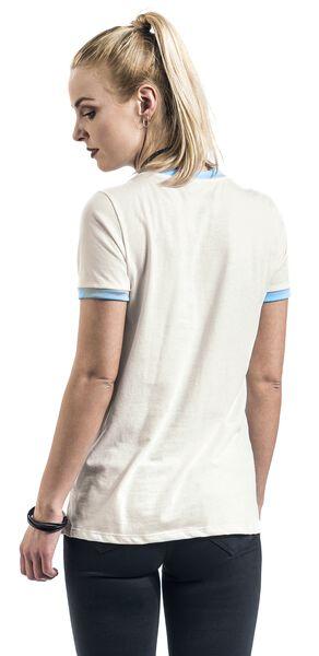 T Frame i scogliera Ponyo sulla prodotti Tutti Sea Shirt CUdx75q5