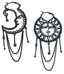 Oldschool Sun Moon Hoops