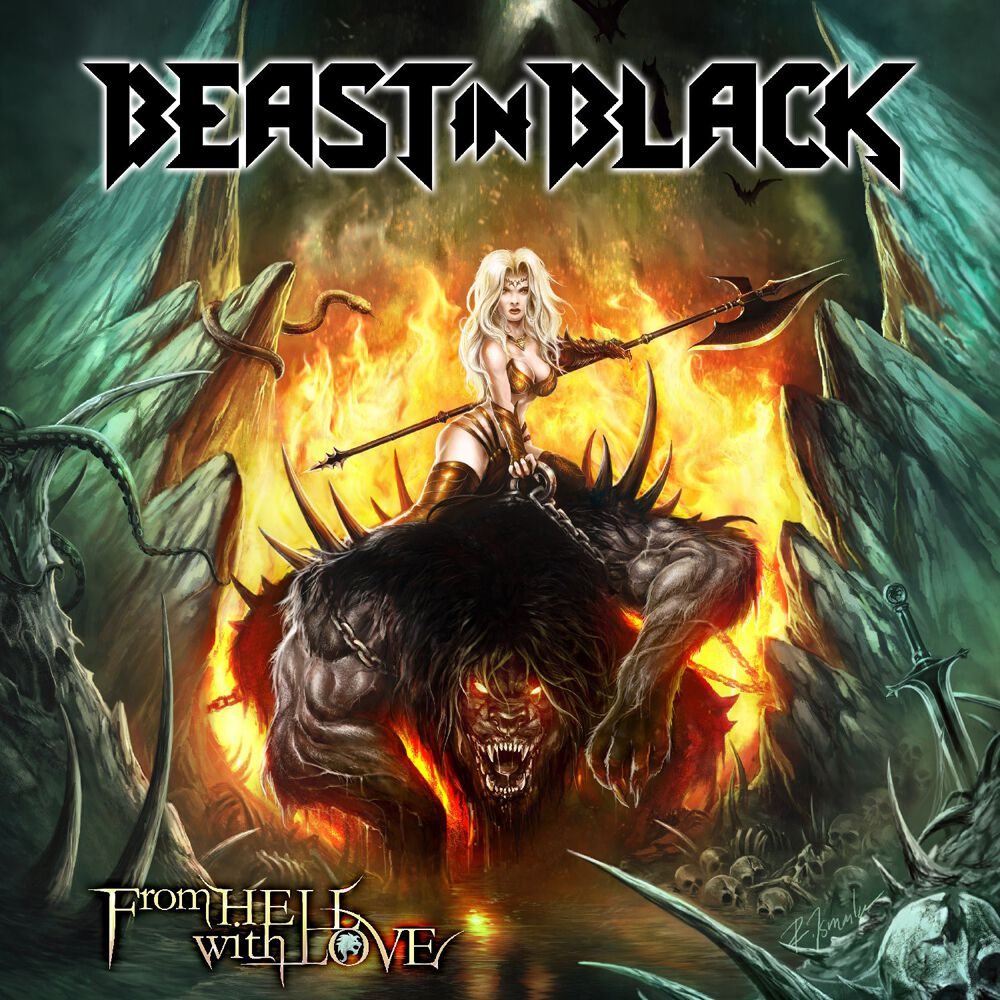 from hell with love beast in black recensione