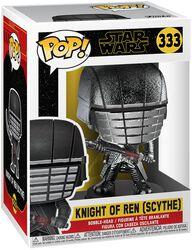 Episode 9 - The Rise of Skywalker - Knight of Ren (Scythe)  (Chrome) Vinyl Figure 333