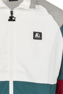 Colour Block Retro Jacket