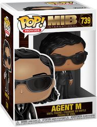 International - Agent M Vinyl Figure 739