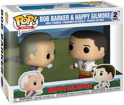 Happy Gilmore Bob Barker & Happy Gilmore Vinyl Figure