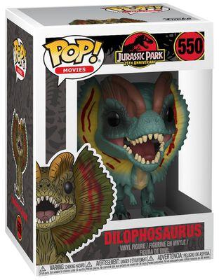 Dilophosaurus (Chase Edition Possible) Vinyl Figure 550