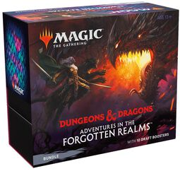 Dungeons And Dragons - Adventures in the Forgotten Realm - English Bundle